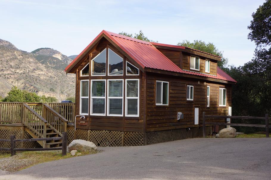 Cavco Park Model & Cabin Dealer | Pendaries RV Resort
